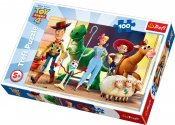 Toy Story puslespil 4, 100 bit