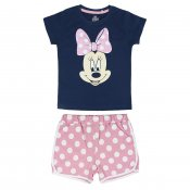 Minnie Mouse Set T-shirt og shorts børn