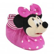 Minnie Mouse 3D Slippers