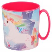 Unicorn plast cup, 350 ml