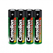 4 Pack AA Batteri 1.5V Heavy Duty