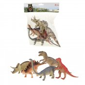 Animal World: Dinosaurs, 5-pack