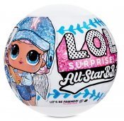 L.O.L. Surprise! All-Star B.B Serie 1 dukke
