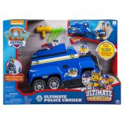 Paw Patrol Ultimate Politi Cruiser
