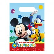 Mickey Mouse og Venner Candy poser 6 pack