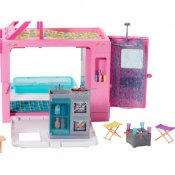 Barbie Dream Camper Husbil 3i1
