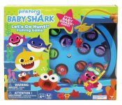 Baby Shark, Fish Games