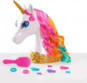 Unicorn Barbie Styling hoved