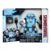 Transformers Autobot Sqweeks Allspark Tech