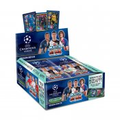 30-pack UEFA Champions League fodbold kort 2019/2020 Booster Box
