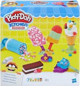 Play-Doh Leklera Frozen Treats