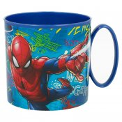 Spiderman plastbæger 265 ml