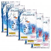 5 pack Frost 2 Booster samlekort
