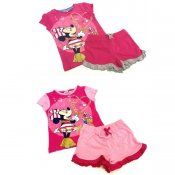 Minnie Mouse T-shirt og shorts