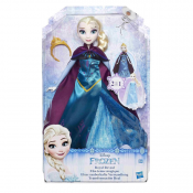 Disney Frozen Frost Royal Reveal Elsa Dock 2in1