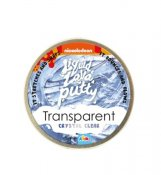 Putty, Transparent Crystal Clear