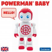 Interaktiv Robot, Powerman Baby