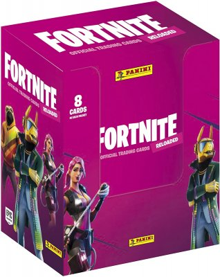 Fortnite Reloaded 36-pack serie 2 Booster Box Byttekort