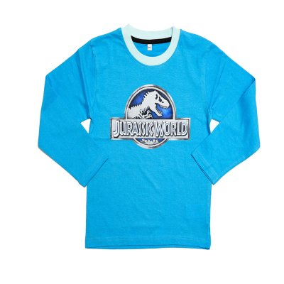 Jurassic World, langærmet T-shirt